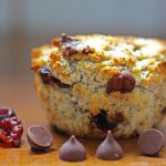 The Best Gluten-Free + Vegan Chocolate Chip Cherry Muffins